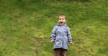 Dětský kabátek
