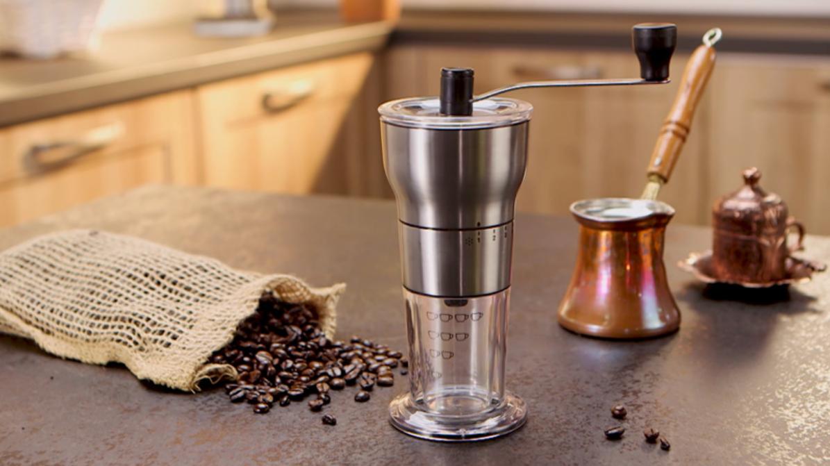 Mlýnek na kávu Tescoma